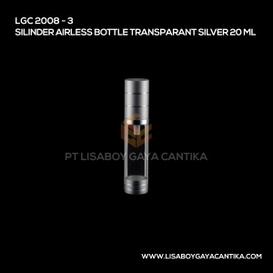 2008-3-SILINDER-AIRLESS-BOTTLE-TRANSPARANT-SILVER-20-ML