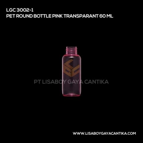 LGC-3002-1-PET-ROUND-BOTTLE-PINK-TRANSPARANT-60-ML