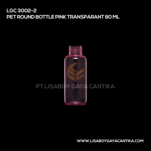LGC-3002-2-PET-ROUND-BOTTLE-PINK-TRANSPARANT-80-ML