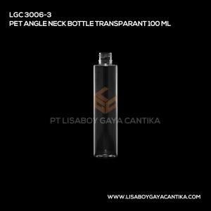 LGC-3006-3-PET-ANGLE-NECK-BOTTLE-TRANSPARANT-100-ML