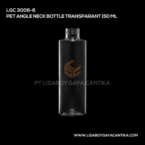 LGC-3006-6-PET-ANGLE-NECK-BOTTLE-TRANSPARANT-150-ML