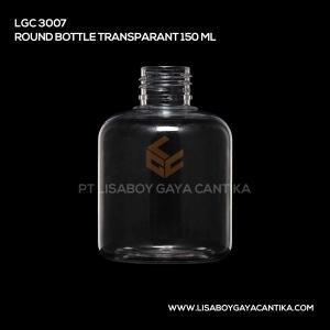 LGC-3007-ROUND-BOTTLE-TRANSPARANT-150-ML