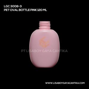 LGC-3008-3-PET-OVAL-BOTTLE-PINK-120-ML