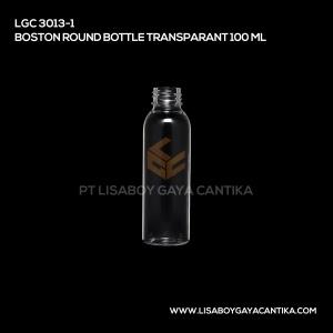 LGC-3013-1-BOSTON-ROUND-BOTTLE-TRANSPARANT-100-ML