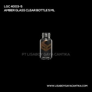 LGC-4003-5-AMBER-GLASS-CLEAR-BOTTLE-5-ML