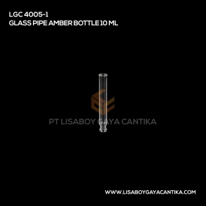 LGC-4005-1-GLASS-PIPE-AMBER-BOTTLE-10-ML