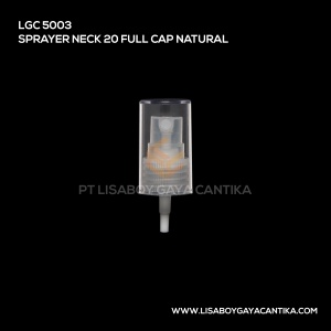 5003-SPRAYER-NECK-20-FULL-CAP-NATURAL