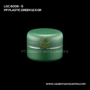 LGC-6008-5-PP-PLASTIC-JAR-GREEN-12.5-GR