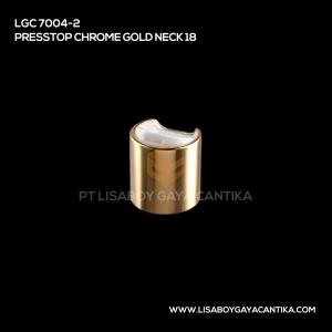 LGC-7004-2-PRESSTOP-CHROME-GOLD-NECK-18