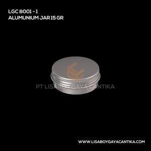 8001-1-ALUMUNIUM-JAR-15-GR