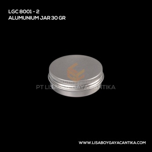 8001-2-ALUMUNIUM-JAR-30-GR