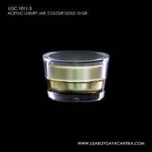 LGC-1011-3-ACRYLIC-LUXURY-JAR-10-GR-COLOUR-GOLD
