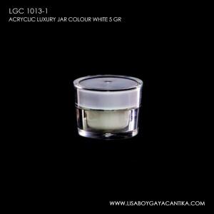 LGC-1013-1-ACRYLIC-LUXURY-JAR-5-GR-COLOUR-WHITE