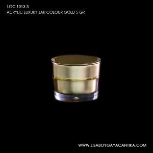 LGC-1013-3-ACRYLIC-LUXURY-JAR-5-GR-COLOUR-GOLD