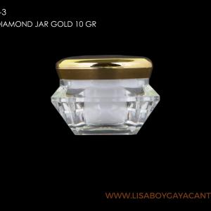 LGC-1029-3-ACRYLIC-DIAMOND-JAR-GOLD-10-GR