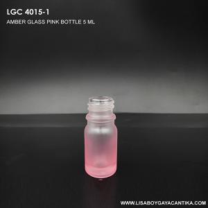 LGC-4015-1-AMBER-GLASS-PINK-BOTTLE-5-ML-