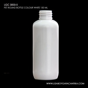 LGC-3003-5-PET-ROUND-BOTTLE-COLOUR-WHITE-150-ML