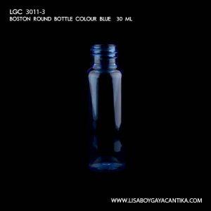 LGC-3011-3-BOSTON-ROUND-BOTTLE-COLOUR-BLUE-30-ML-