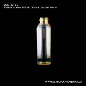 LGC-3013-2-BOSTON-ROUND-BOTTLE-COLOUR-YELLOW-100-ML