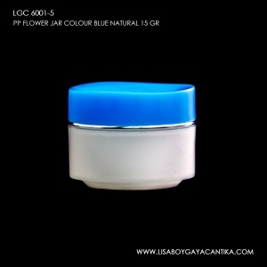 LGC-6001-5-PP-FLOWER-JAR-COLOUR-BLUE-NATURAL-15-GR