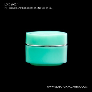 LGC-6002-1-PP-FLOWER-JAR-COLOUR-GREEN-FULL-15-GR