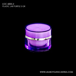 LGC-6005-2-PLASTIC-JAR-5-GR-PURPLE