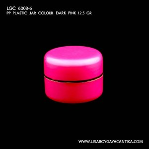 LGC-6008-6-PP-PLASTIC-JAR-COLOUR-DARK-PINK-12.5-GR