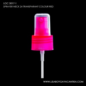 LGC-5017-1-SPRAYER-NECK-24-TRANSPARANT-COLOUR-RED