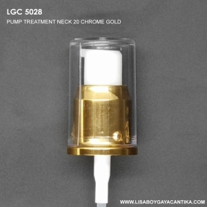 LGC-5028-PUMP-TREATMENT-NECK-20-CHROME-GOLD-