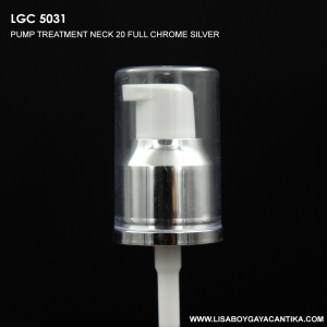 LGC-5031-PUMP-TREATMENT-NECK-20-FULL-CHROME-SILVER