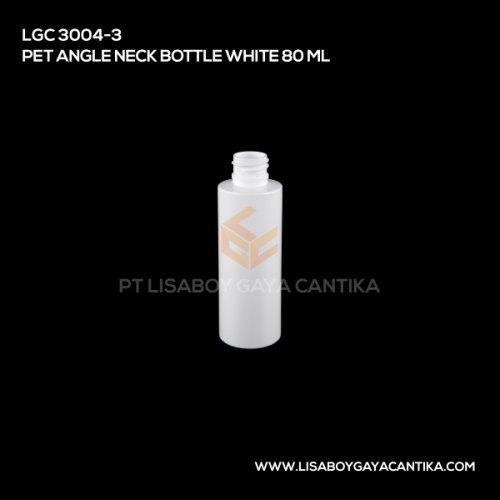 LGC-3004-3-PET-ANGLE-NECK-BOTTLE-WHITE-80-ML