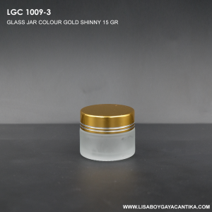 LGC-1009-3-GLASS-JAR-COLOUR-GOLD-SHINNY-15-GR-