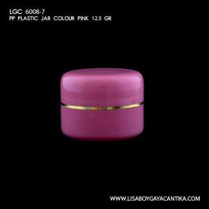 LGC-6008-7-PLASTIC-JAR-COLOUR-PINK-12.5-GR